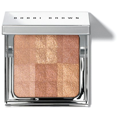 bobbibrow BRIGHTENING FINISHING POWDER - BRONZE GLOW