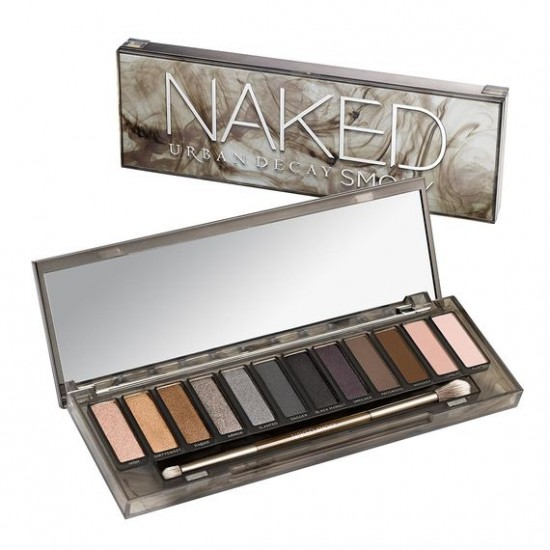 Палетка теней Urban Decay Naked Smoky