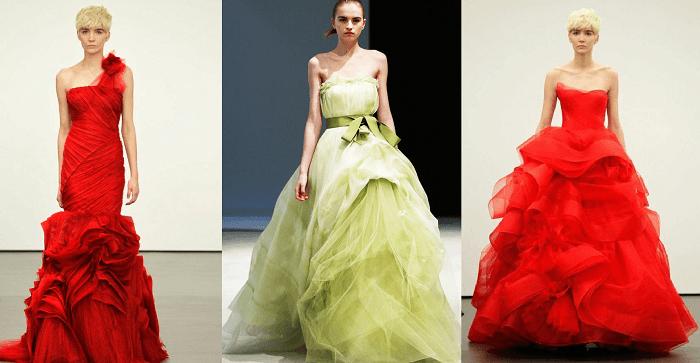 Королева свадебной моды Вера Вонг