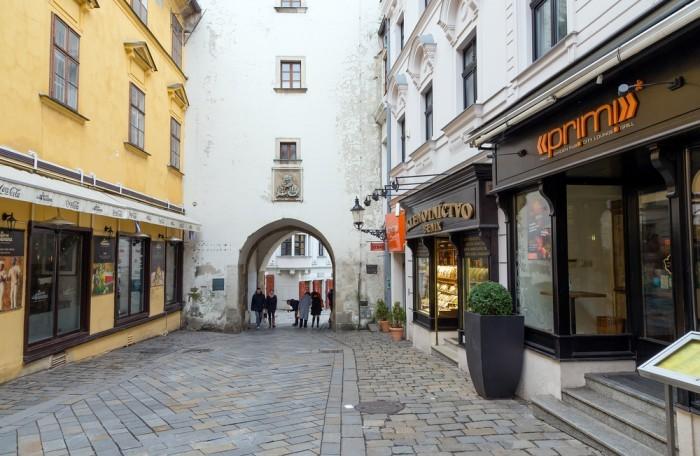 Ворота Святого Михаила