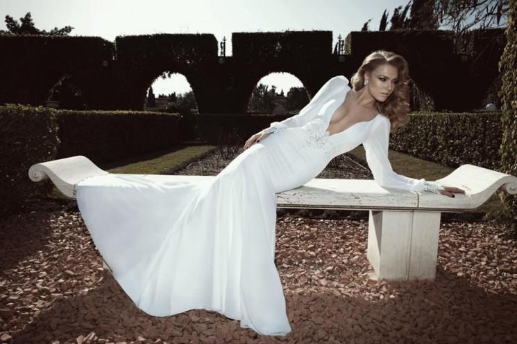 Нежность Zoog Studio - свадебное платье