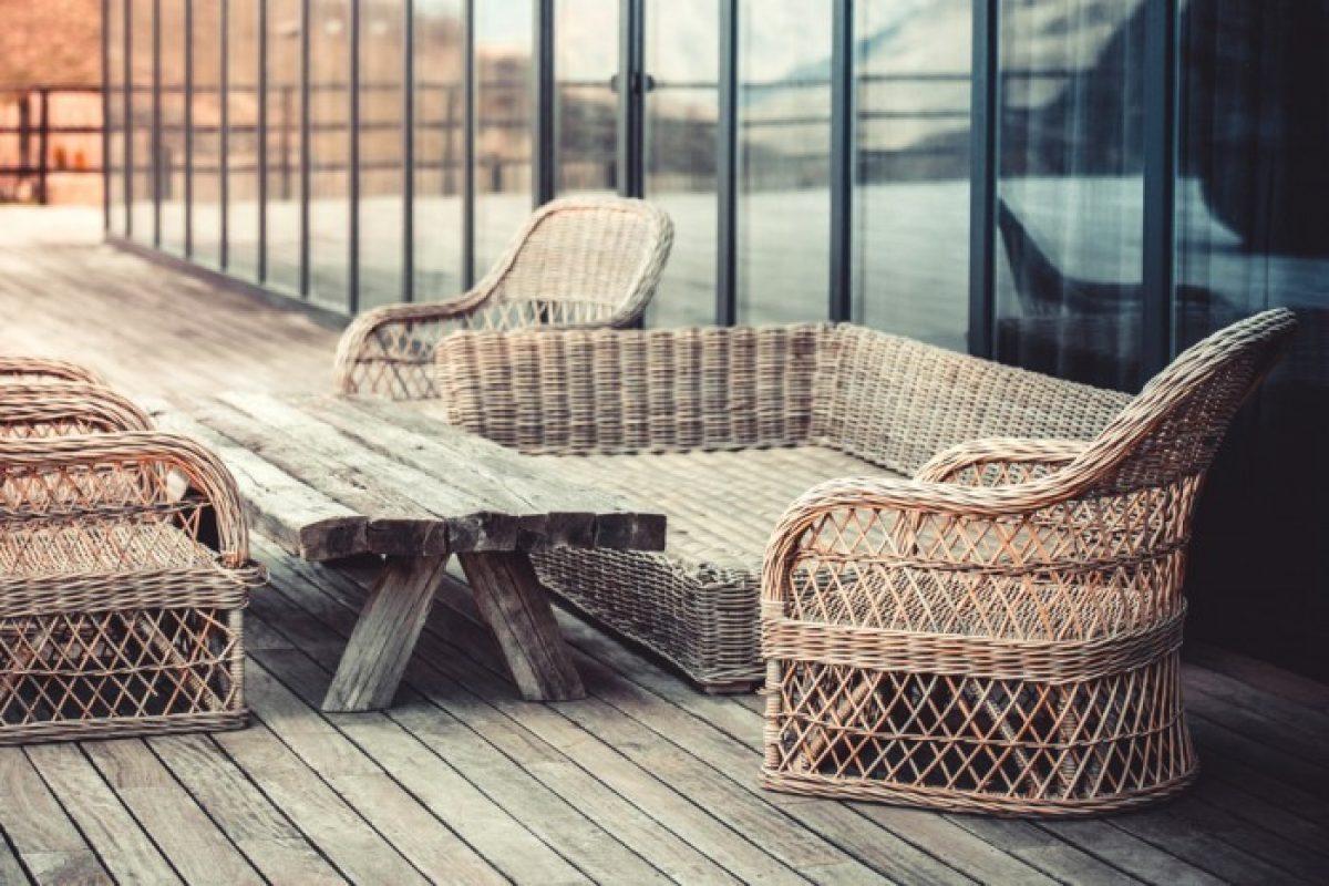 7 советов, как выбрать мебель для террасы