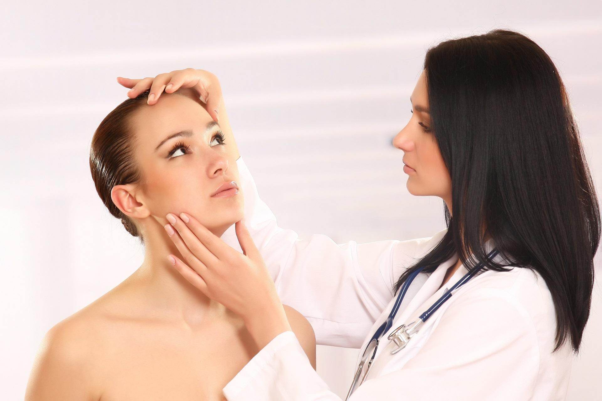Консультация врачей и обследование