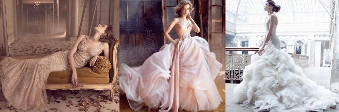 роскошь Lazaro - свадебное платье