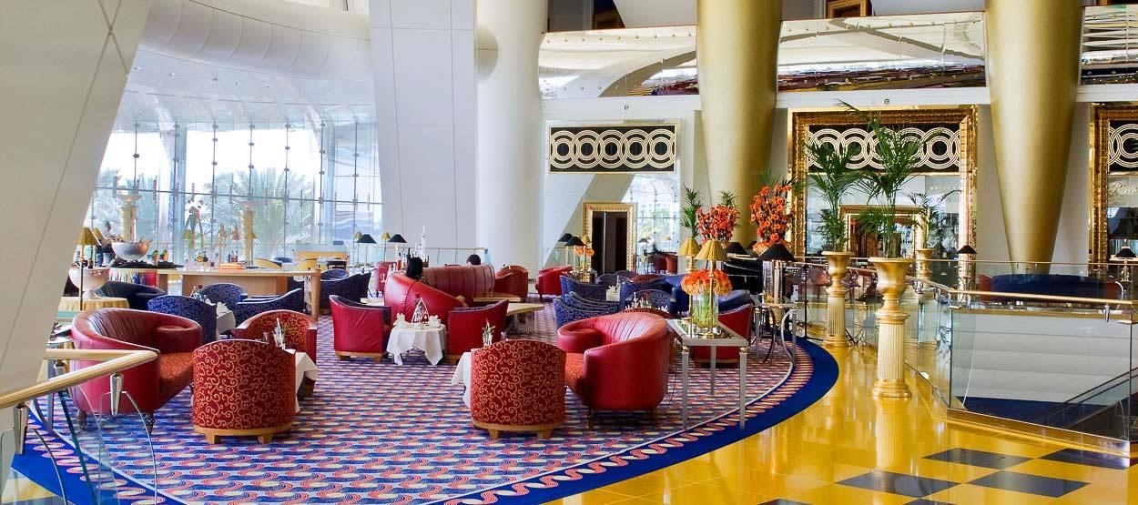 Отель Burj Al Arab 3