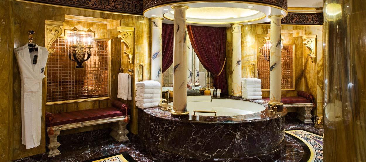 Отель Burj Al Arab 5
