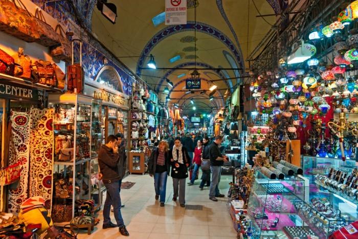 Капалы-Чарши в Стамбуле