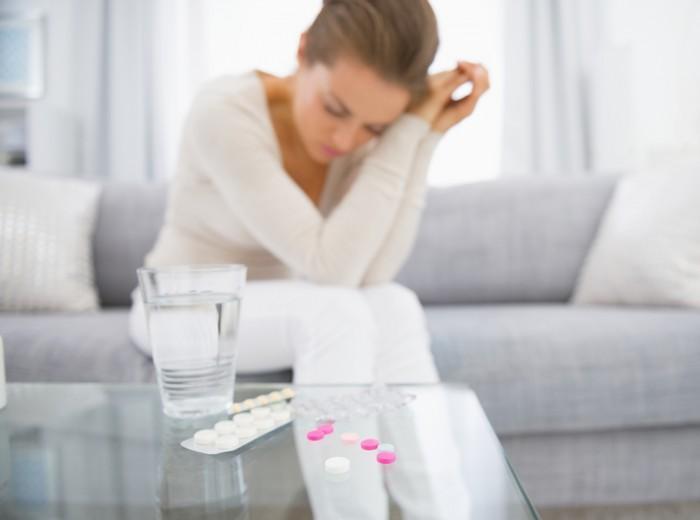 Транквилизаторы от бессонницы и депрессии