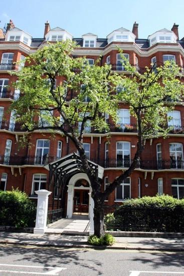 Пентхаус Кайли Миноуг в Лондоне