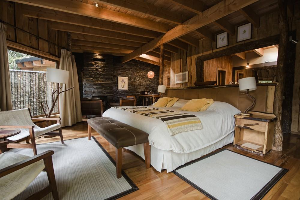 Huilo Huilo Montana Magica Lodge