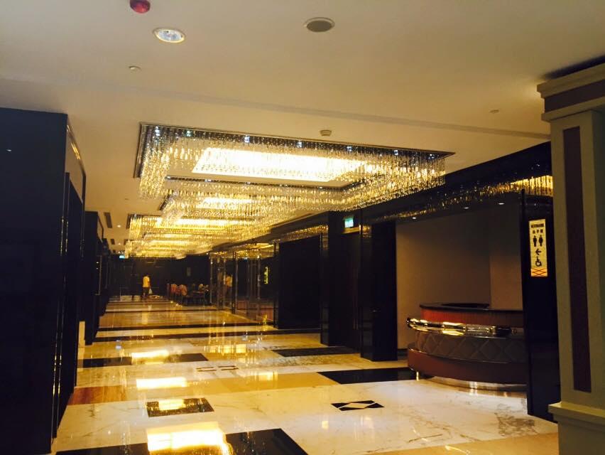 Отель Grand Lisboa 10