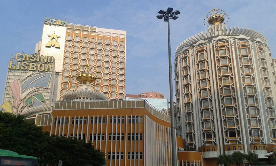 Отель Grand Lisboa 3