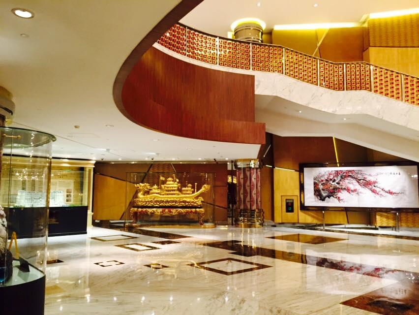 Отель Grand Lisboa 9
