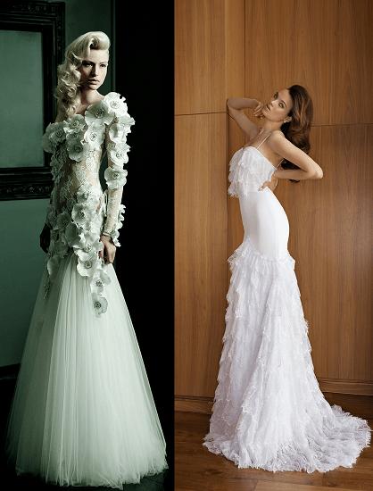 свадебное платье Hadas Cohen