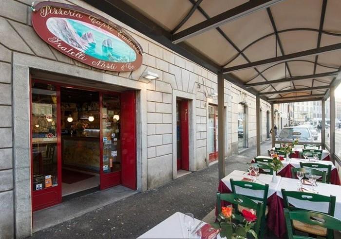 ресторан Da Nasti, Бергамо