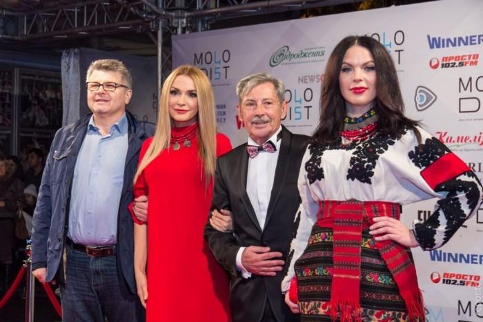 """Церемония открытия кинофестиваля """"Молодость"""""""