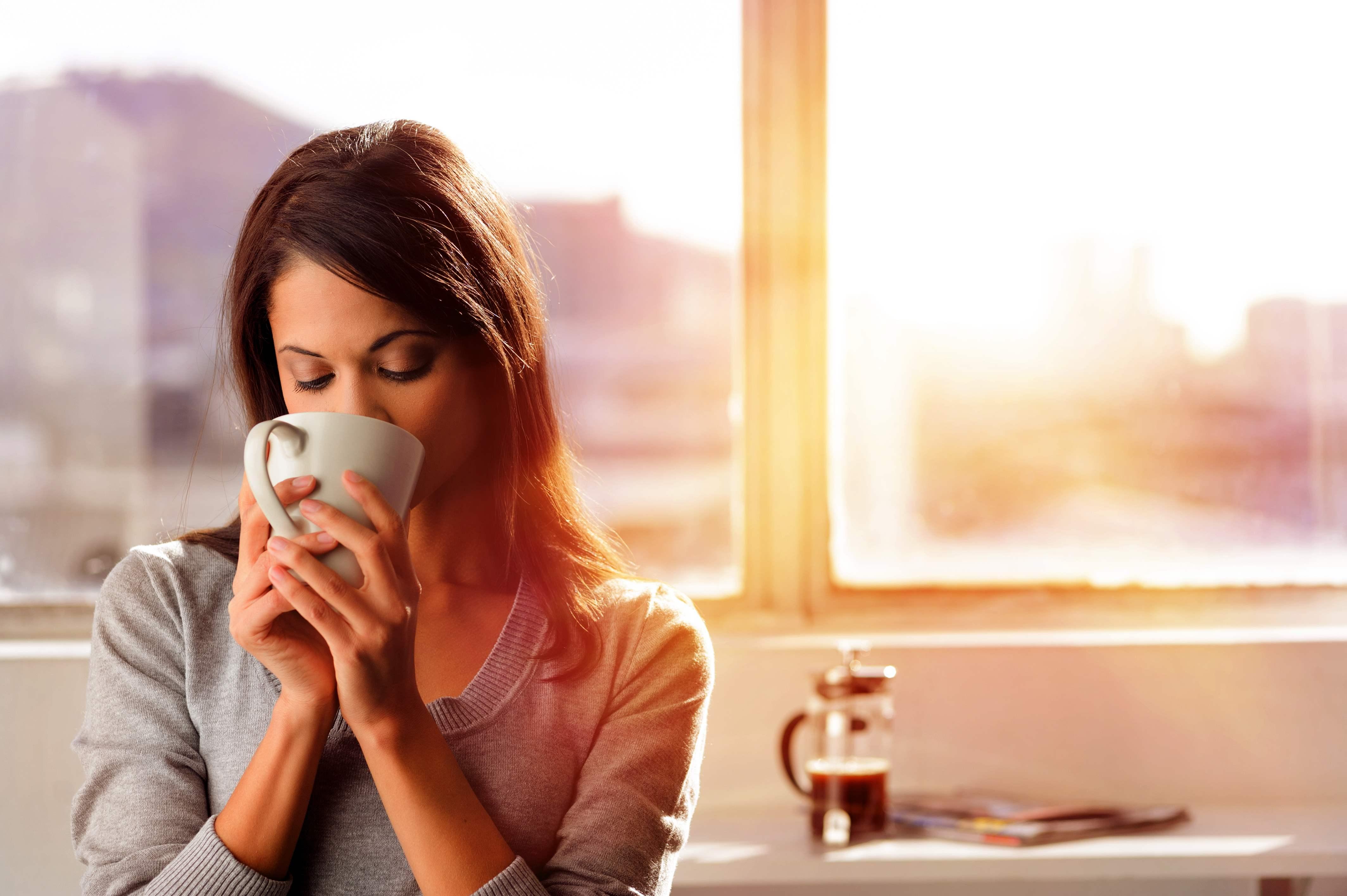 Кофе перед завтраком