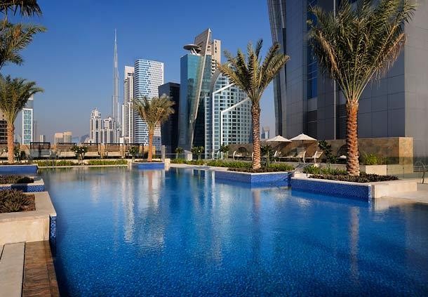 Отель JW Marriott Marquis Dubai 2