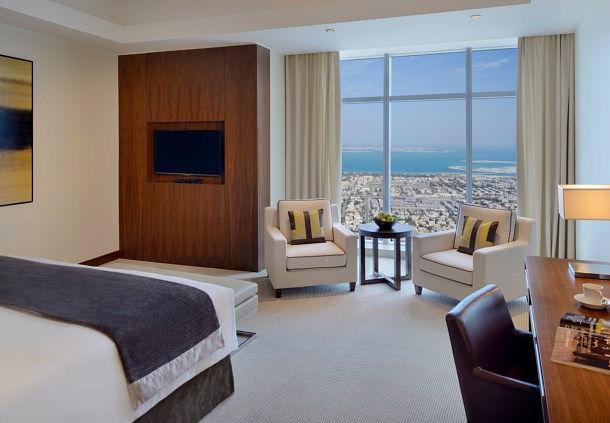 Отель JW Marriott Marquis Dubai 5