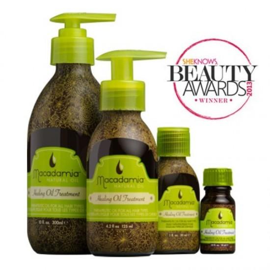 масло для волос и кожи головы Macadamia Healing Oil Treatment