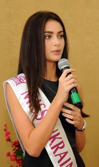 Кристина Столока - Мисс НУПТ