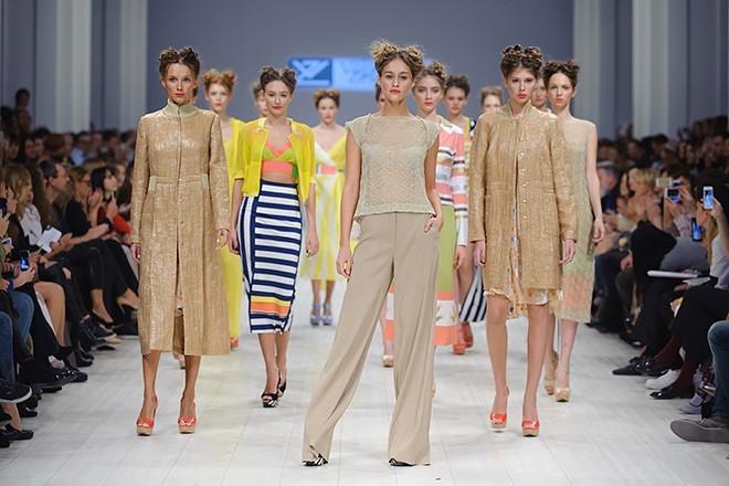 Уик-энд на Ukrainian Fashion Week