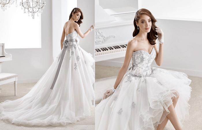 платье-муллет - нежность Nicole
