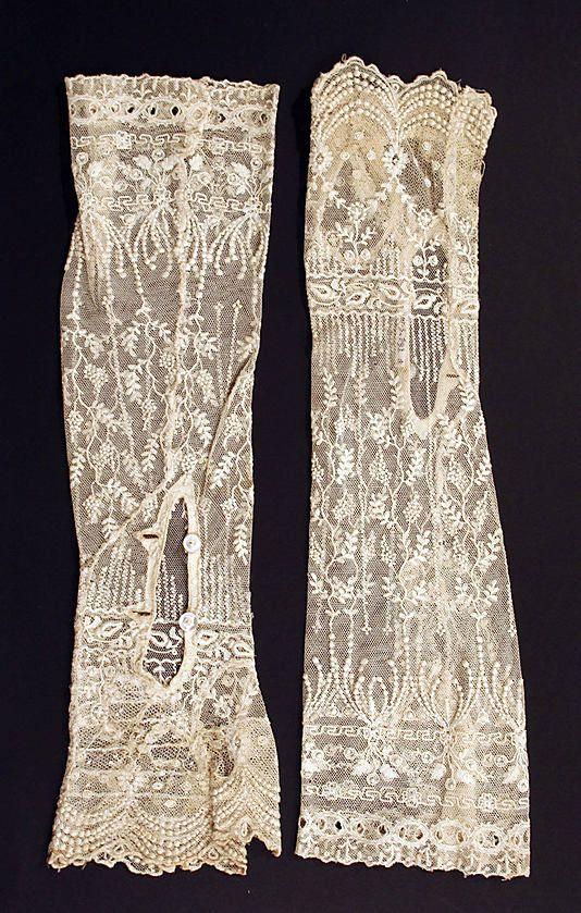Свадебные перчатки бе пальцев