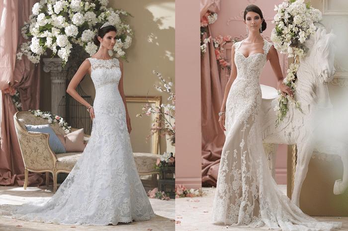 Винтаж Mon Cheri - свадебное платье