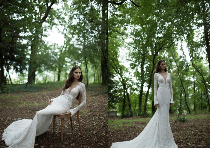 Шедевральность Berta Bridal - свадебное платье