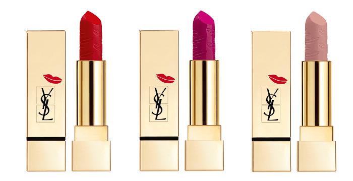помада Yves Saint Laurent Rouge Pur Couture Kiss