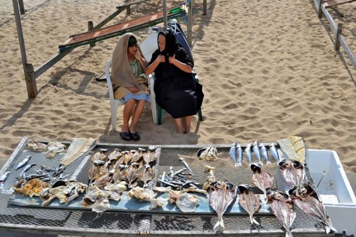 главная рыбацкая деревня страны