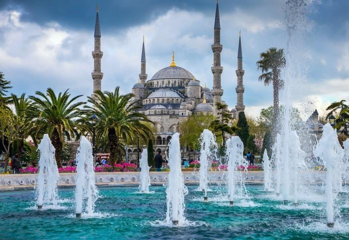 Стамбул: город контрастов и гармонии