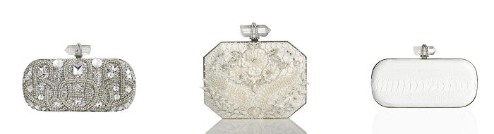 сумочка невесты Marchesa