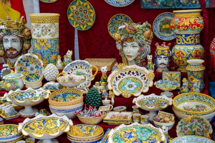 Сувениры в Бергамо
