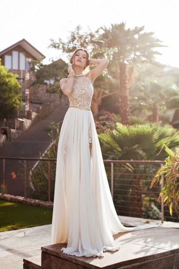 Белые платья со съемной юбкой