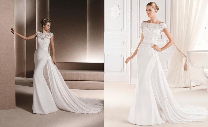 свадебное платье La Sposa