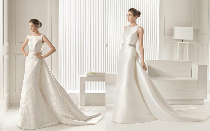 свадебное платье Rosa Clara