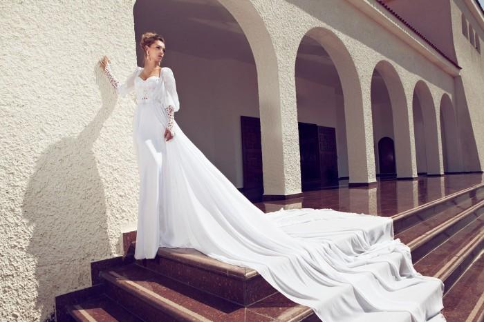 свадебное платье  Julie Vino