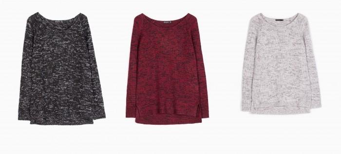 Цветные свитера