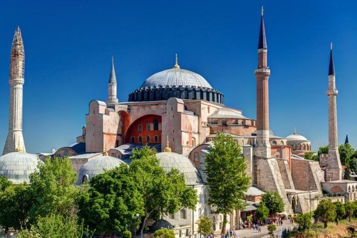Святыни в Стамбуле