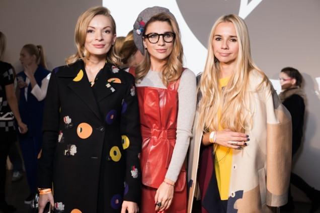 Полина Неня, Екатерина Сильченко, Ирина Турбаевская