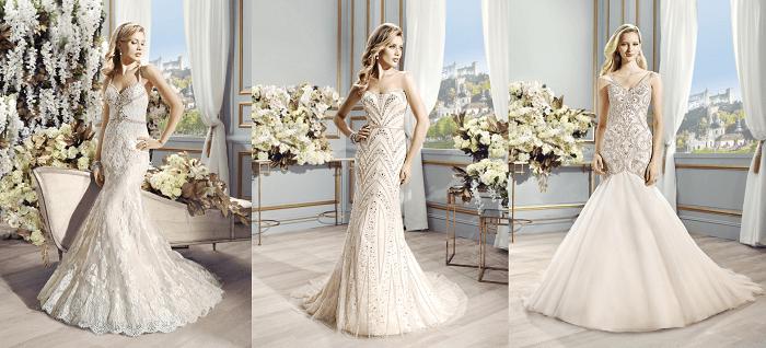 Эксклюзивность Val Stefani - свадебное платье
