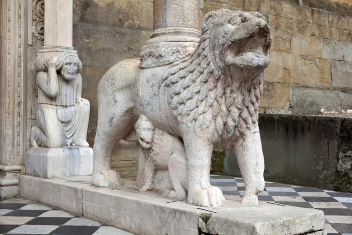«Ворота белых львов»