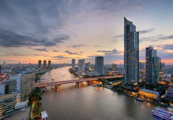 отели, расположенные в самых высоких зданиях