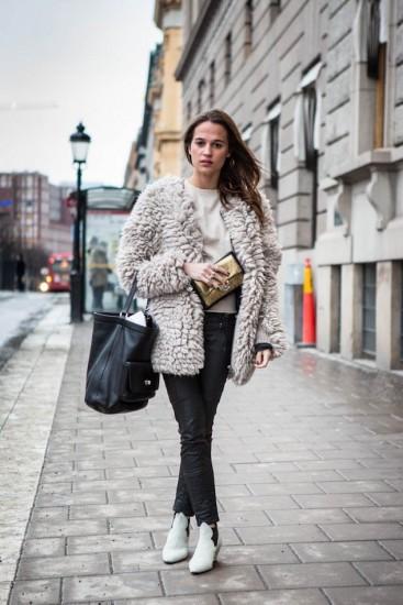 Алисией Викандер