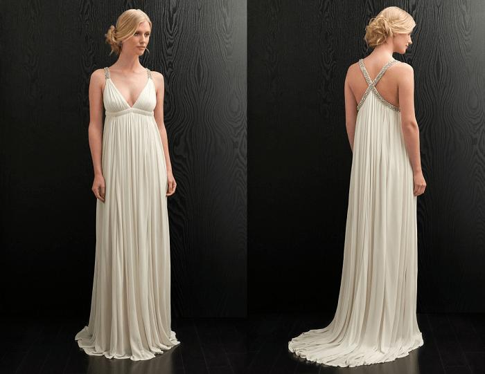 Платье как у богини греции