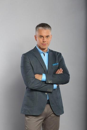 Телеведущий Андрей Доманский