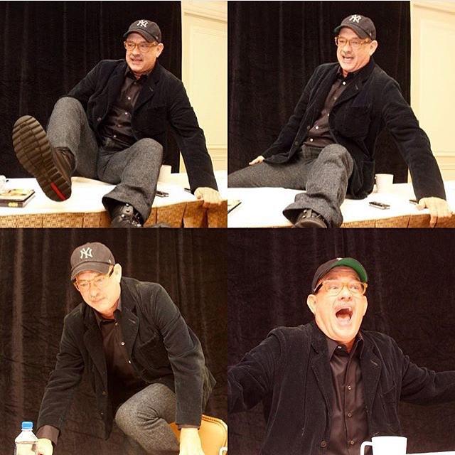 Актер Том Хэнкс