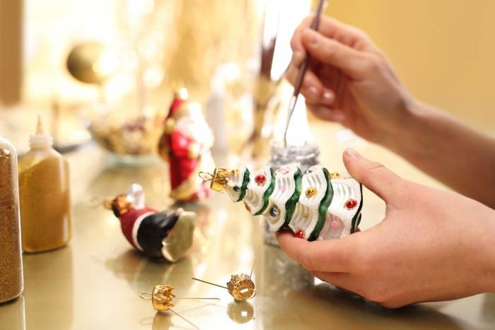 Экскурсия на фабрику елочных игрушек на Новый год